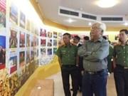 Exposition sur la coopération Vietnam-Laos-Cambodge dans la lutte contre la criminalité