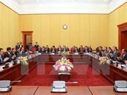Vietnam, Laos et Cambodge renforcent la coopération en matière de sécurité