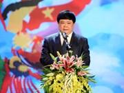 Thanh Hoa: finale du concours de chant ASEAN+3