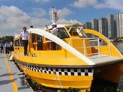 Hô Chi Minh-Ville lance sa première ligne de navette fluviale