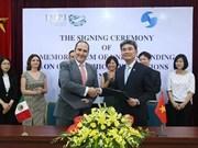 Vietnam - Mexique: Coopération sur la protection de l'indication géographique