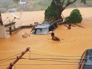 Inondations en Sierra Leone: message de condoléances du Vietnam