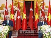Les relations Vietnam-Turquie ont de grands potentiels de développement