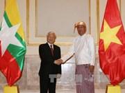 Le partenariat de coopération intégrale marque un jalon important dans les relations Vietnam-Myanmar