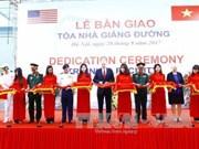 Aides américaines pour le Centre de maintien de la paix du Vietnam