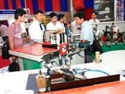 Premier salon de l'automatisation à Hanoi