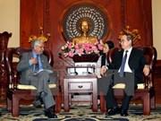 Ho Chi Minh-Ville renforce la coopération avec le PNUD
