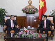 Le vice-PM Pham Binh Minh réitère la solidarité avec le peuple cubain