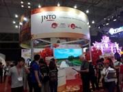 Ouverture de la Foire internationale du tourisme de Ho Chi Minh-Ville