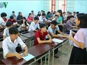 Les droits de l'homme entrent dans le cursus scolaire