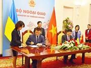 Vietnam - Ukraine : intensification de la coopération dans la Justice