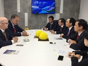 PetroVietnam au Forum économique oriental en Russie