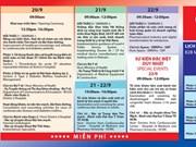 12e PHAMEDI Vietnam à Ho Chi Minh-Ville