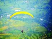 Rendez-vous au Festival de parapente de Mù Cang Chai 2017