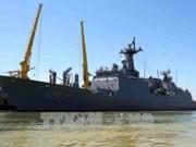 Deux navires de la Marine sud-coréenne font escale à Da Nang