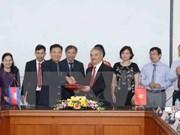 Renforcement de la coopération d'informations entre VNA et AKP