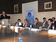 Le vice-PM Vuong Dinh Hue salue les projets énergétiques de Rent-A-Port au Vietnam
