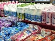 La concurrence fait rage entre les marchandises vietnamiennes et thaïlandaises