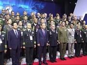 Le Vietnam à la conférence des commandants d'infanterie du Pacifique