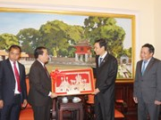 Hanoï et Vientiane intensifient la coopération et la solidarité
