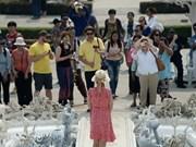 Thaïlande : nombre record d'arrivées touristiques en août