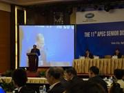 APEC: 11e conférence des hauts officiels sur la gestion des catastrophes naturelles à Vinh