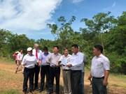 Installation de stations de surveillance solaire à travers le pays