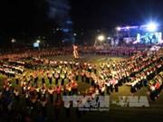 Ouverture de la Semaine de la culture et du tourisme de Muong Lo 2017