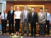 Le ministre de l'Environnement plaide pour une étroite coopération vietnamo-suédoise