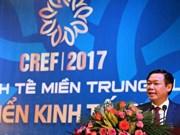 Vers un développement durable de l'économie du Centre du Vietnam