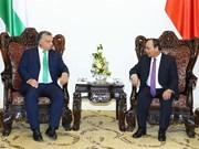 Le PM hongrois Viktor Orbán termine sa visite officielle au Vietnam