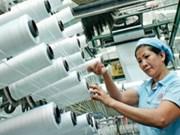 Exportations de textile : croissance de 9% prévue pour 2017