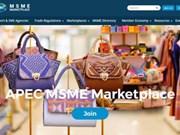 APEC 2017: lancement d'une nouvelle plateforme de transaction pour les MPME
