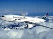 Air New Zealand poursuit ses vols directs vers le Vietnam