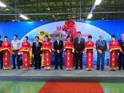La première usine de fabrication des équipements de moteur d'avion au Vietnam