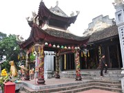 Le temple de Cua Ong, patrimoine culturel national