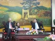 Vietnam et Allemagne coopèrent dans la formation professionnelle pour les agriculteurs