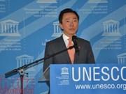 Pham Sanh Chau se retire de l'élection du prochain directeur général de l'UNESCO