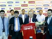 L'équipe nationale de football du Vietnam a un nouvel entraîneur