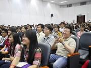 Le Forum YouthSpeak 2017 discute d'un objectif d'emploi durable