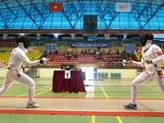 Bientôt les Championnats d'escrime d'Asie U23 à Hanoï