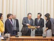 Hô Chi Minh-Ville et le Maranhao promeuvent la coopération économique
