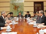 L'IFC invitée à soutenir Hô Chi Minh-Ville dans son développement