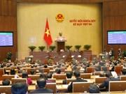 La 4e session de l'Assemblée nationale se poursuit à Hanoï