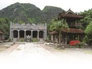 Temple de Thái Vi, une destination incontournable à Ninh Binh
