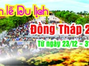 Dông Thap se prépare à la Semaine culturelle et touristique 2017