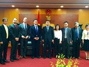 Le groupe pétrolier Shell prospecte de nouveaux partenariats au Vietnam