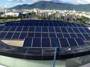 L'UE soutient le développement de l'énergie solaire de Dà Nang