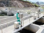 Accord entre Hanoi et une entreprise américaine sur le traitement des eaux usées