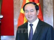 Le Japan Times publie l'article du président vietnamien Tran Dai Quang sur l'APEC